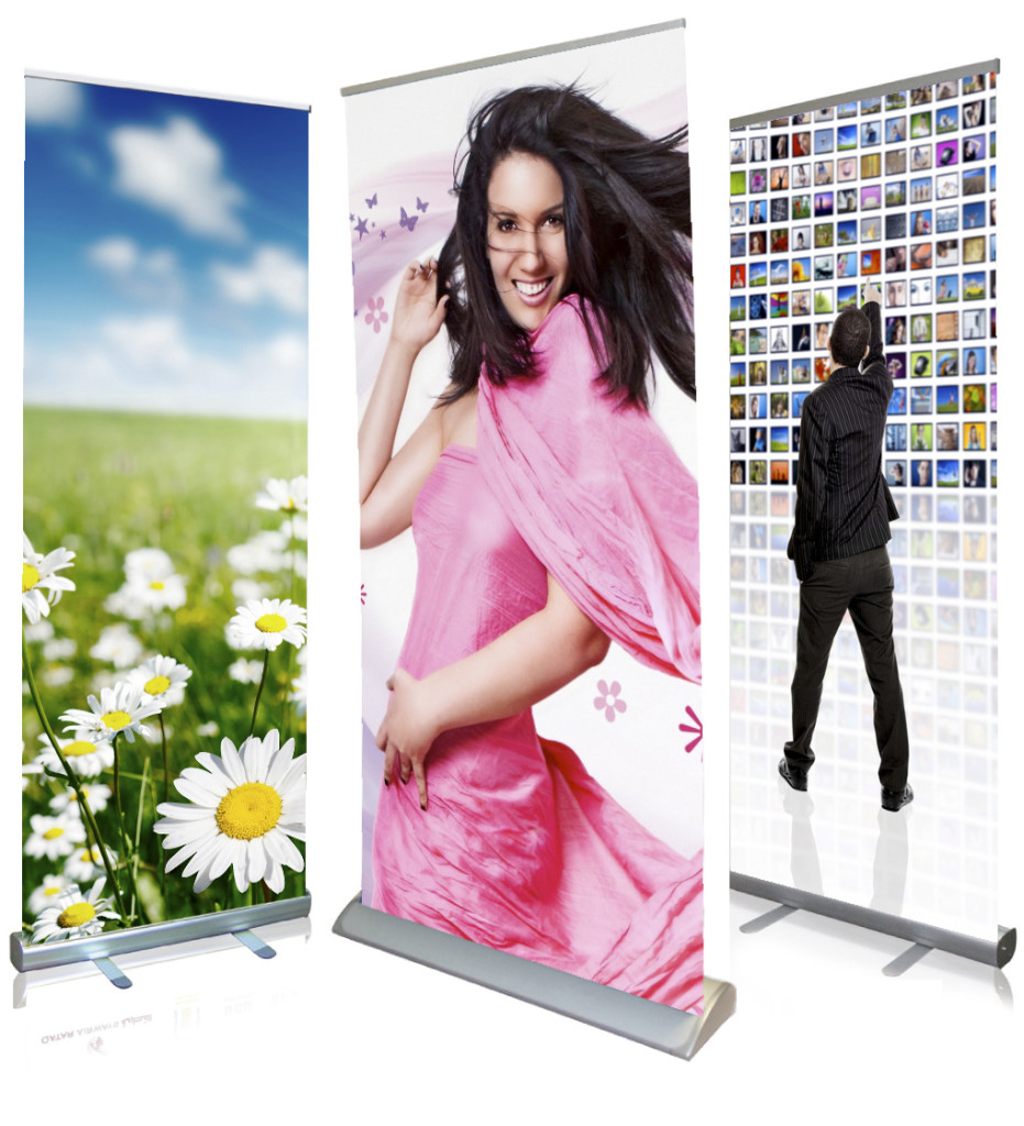 5 Reasons to invest in roll up banner stands