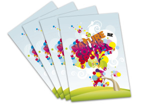 Designing leaflets and flyers - Digital Printing