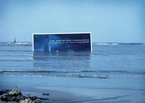 Day After Tomorrow billboard