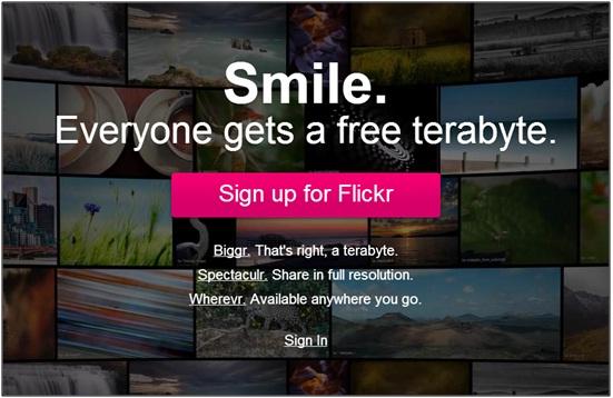 Flickr Stock Images - Digital Printing