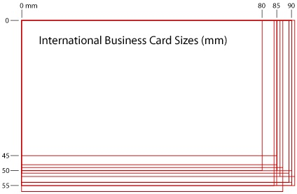 A guide to business card sizes around the world digital printing international business card dimensions digital printing colourmoves