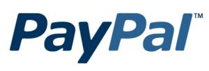 Paypal Logo - Verdana - Digital Printing