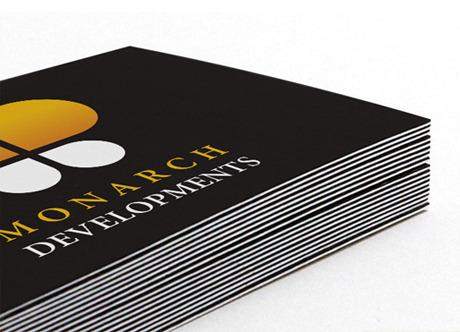 Luxury Business Cards - Digital Printing