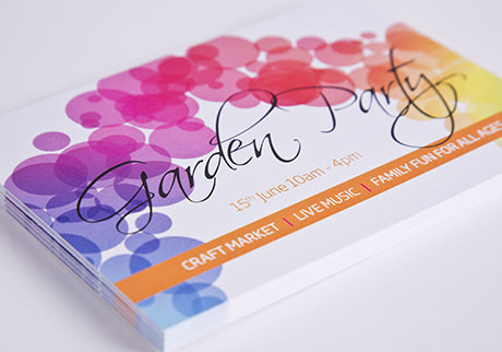 Added quality - printed leaflet - Digital Printing