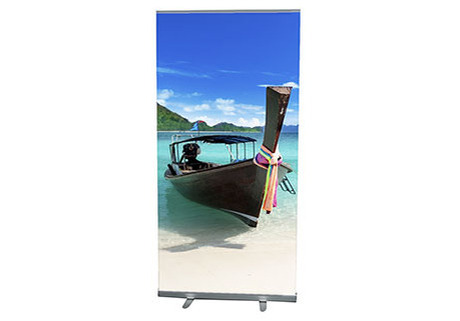 Banner display stand - quality images - Digital Printing