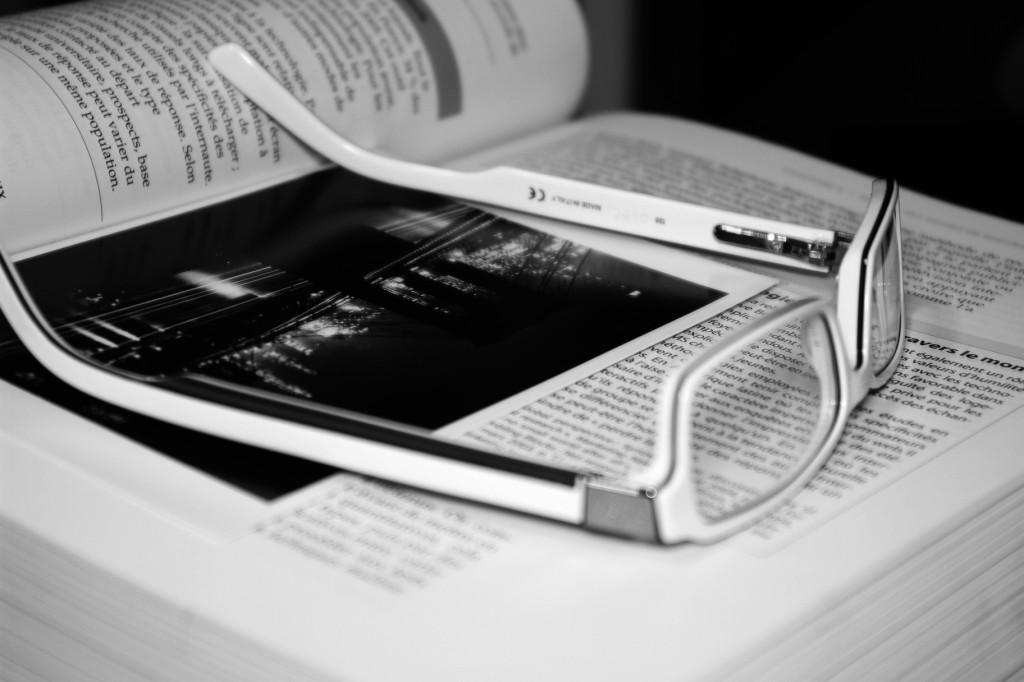 Read book - proofreading - digital printing