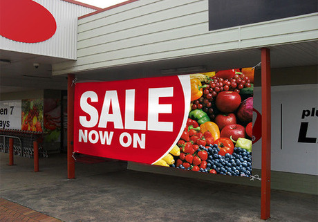 Why Banners Can Make A Huge Impact In Shops Digital Printing