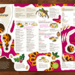 5 Tips to designing a Christmas food leaflet