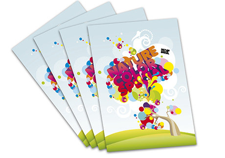 Quality printed flyers colour - Digital Printing