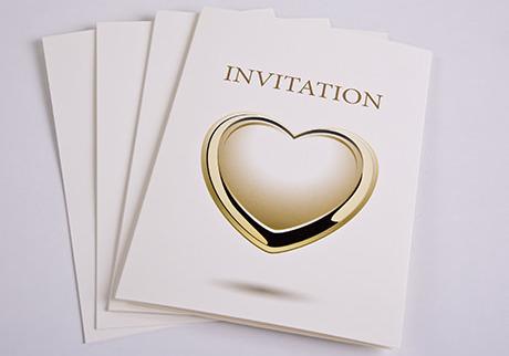 Designing invites - Digital Printing