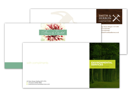 A 5 Step Guide To Using Compliment Slips - Digital Printing