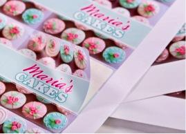 Personalised printed stickers - Digital Printing blog