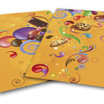 Getting the most from colour for your spring / summer leaflets