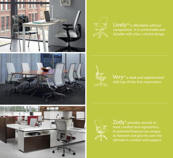 Haworth office seating brochure - Digital Printing Blog