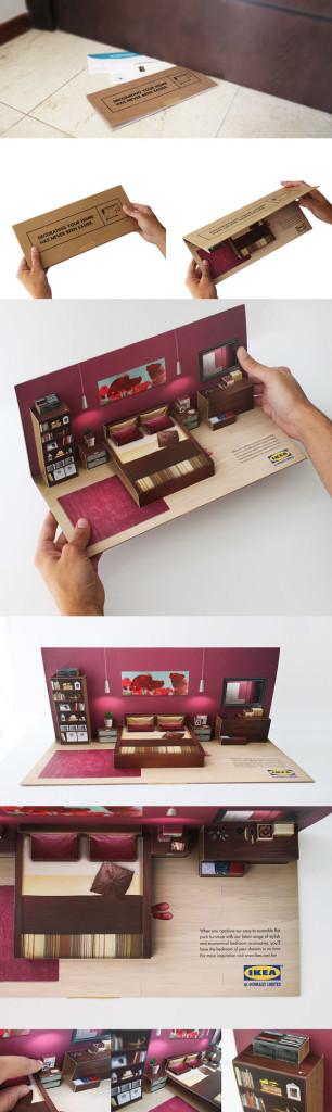 Ikea pop up brochure - Digital Printing Blog