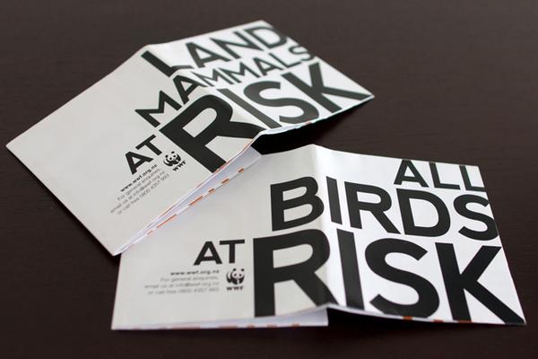 WWF information brochure - Digital Printing Blog