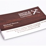 5 ways to ensure you get the most from your business cards