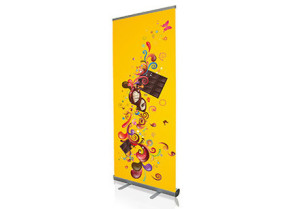 Roll up Banner Stands Ireland