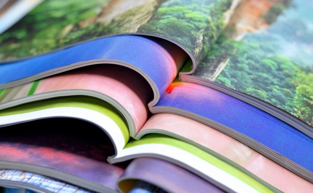 Printed Brochures – Effective print marketing in a digital age