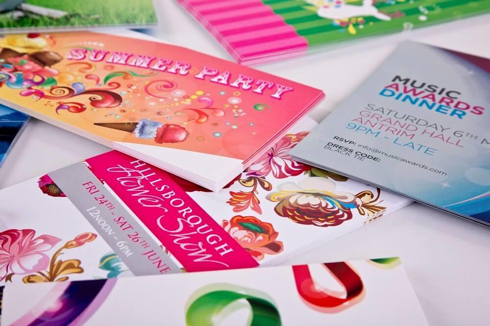Printing Postcards