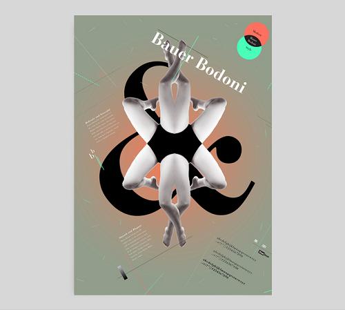 YOMAGICK Graphic Design Posters