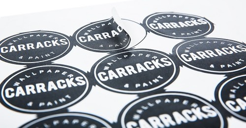 Create perfect printed stickers!