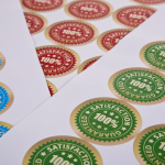 High Five! 5 Big Advantages of Using Printed Stickers