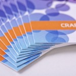 Great promotion with printed postcards