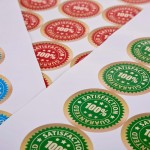 Boost your business with printed stickers!