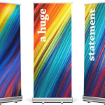 Roll up for more sales with our roll up stands