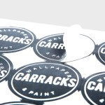Find marketing success with custom printed stickers