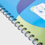 The advantages of spiral binding