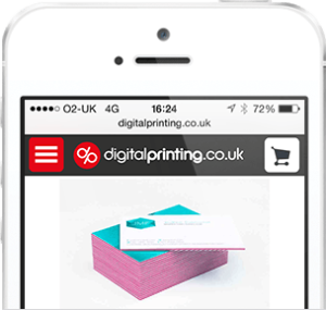 digital printing mobile uploads