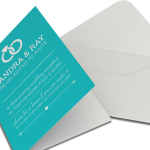 High quality wedding invitation printing for Less? Be our guest…