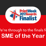DigitalPrinting.co.uk recognised with PrintWeek 2017 Awards shortlist