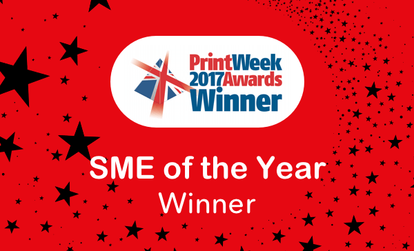 Digital Printing - SME of the Year Winner
