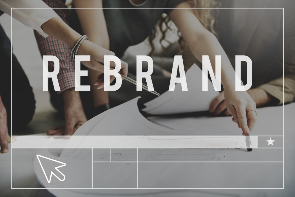 Rebrand you business