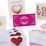 When it comes to wedding invites there's a lot to consider