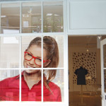 How do see-through window graphics work?