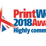 DigitalPrinting.co.uk Are Highly Commended at the Print Week Awards 2018