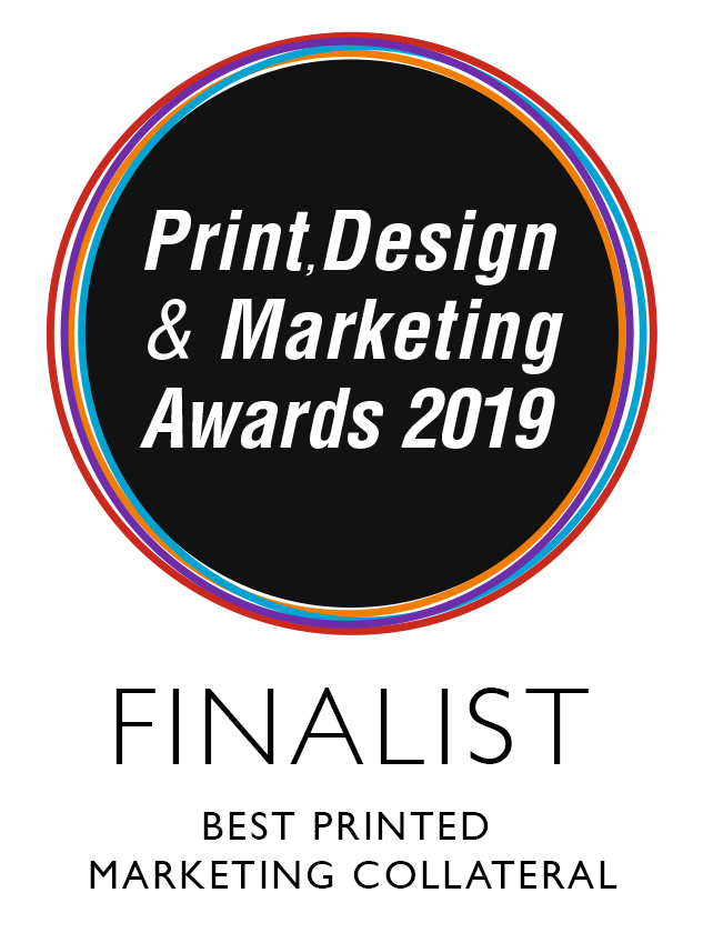 Finalist - Best printed marketing collateral