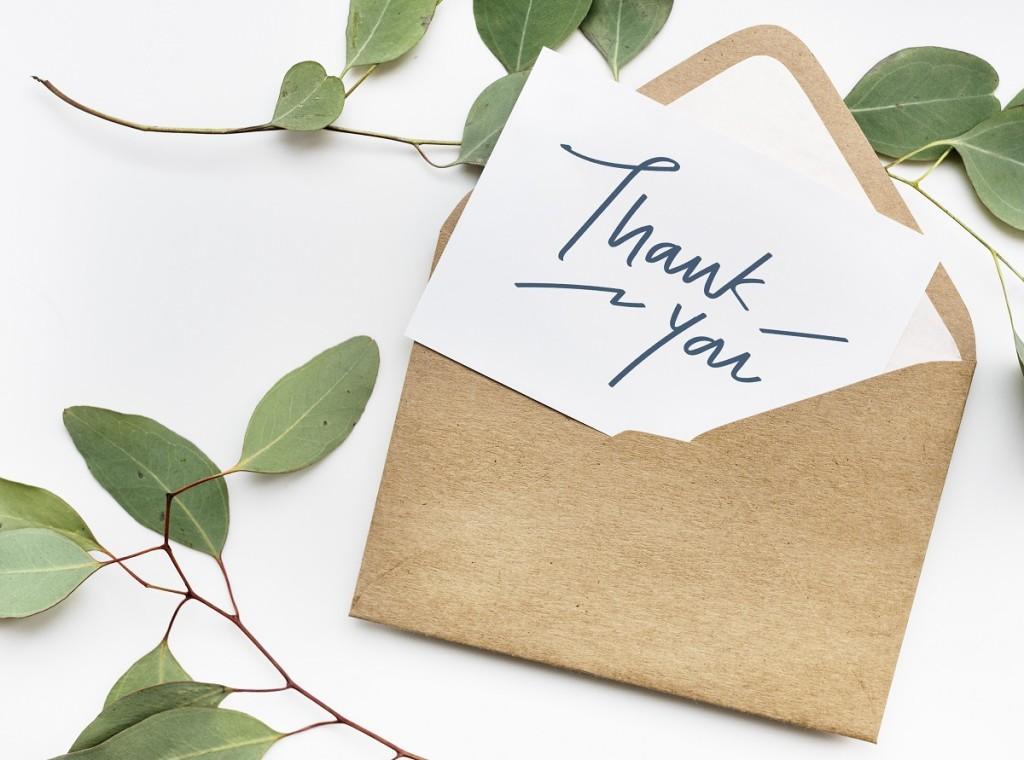 business thank you cards faqs  digital printing blog