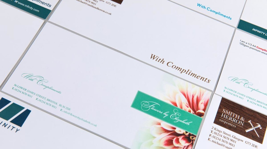 What are Compliment Slips and Why you Should be Using them