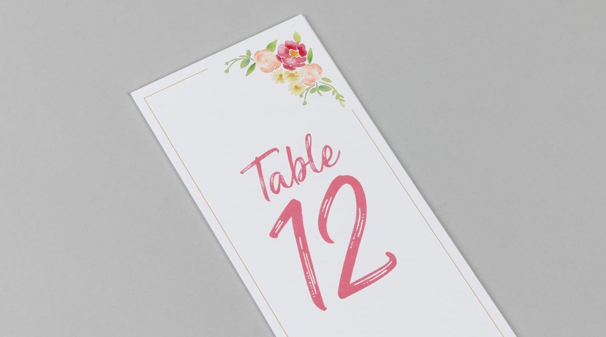 Premium Table Names