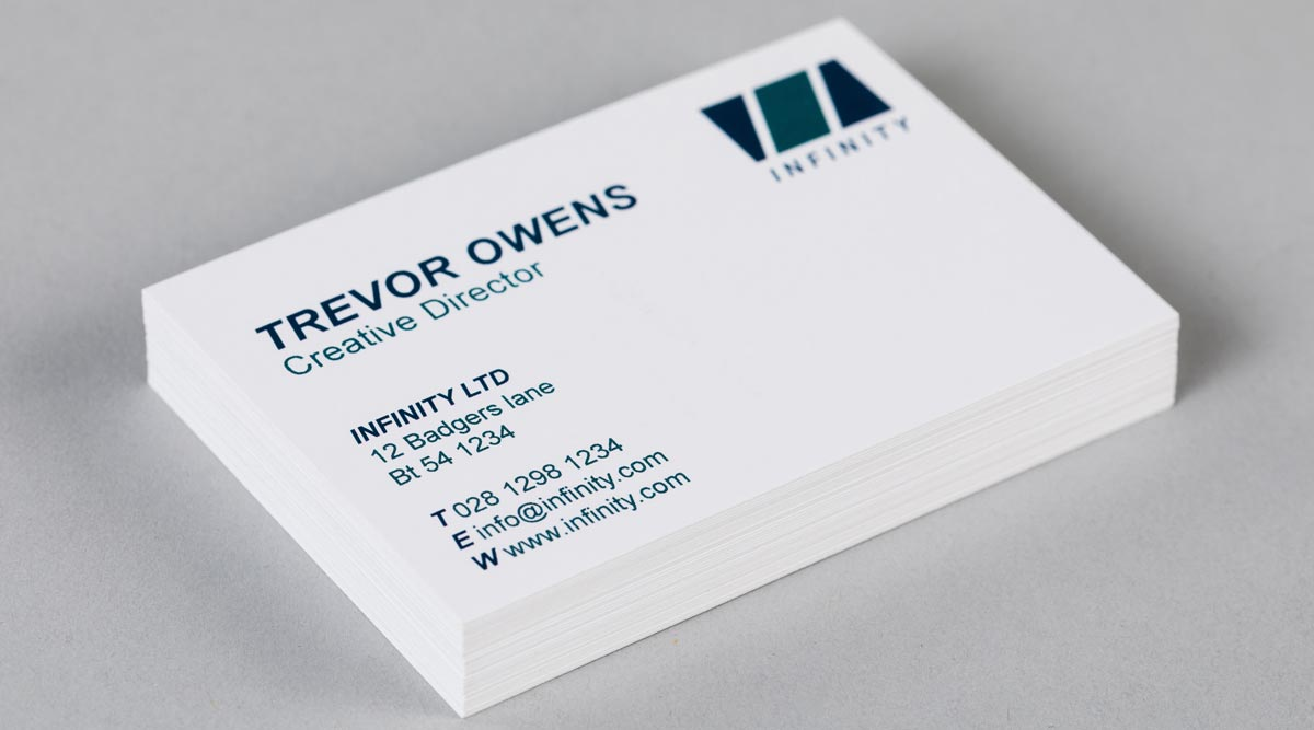 Business Cards Ireland Business Card Printing Business Cards Online