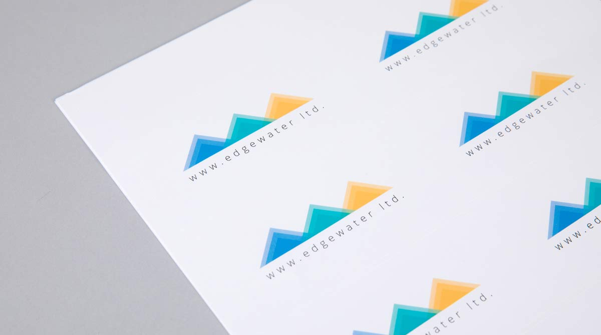 Rectangular Sticker Printing